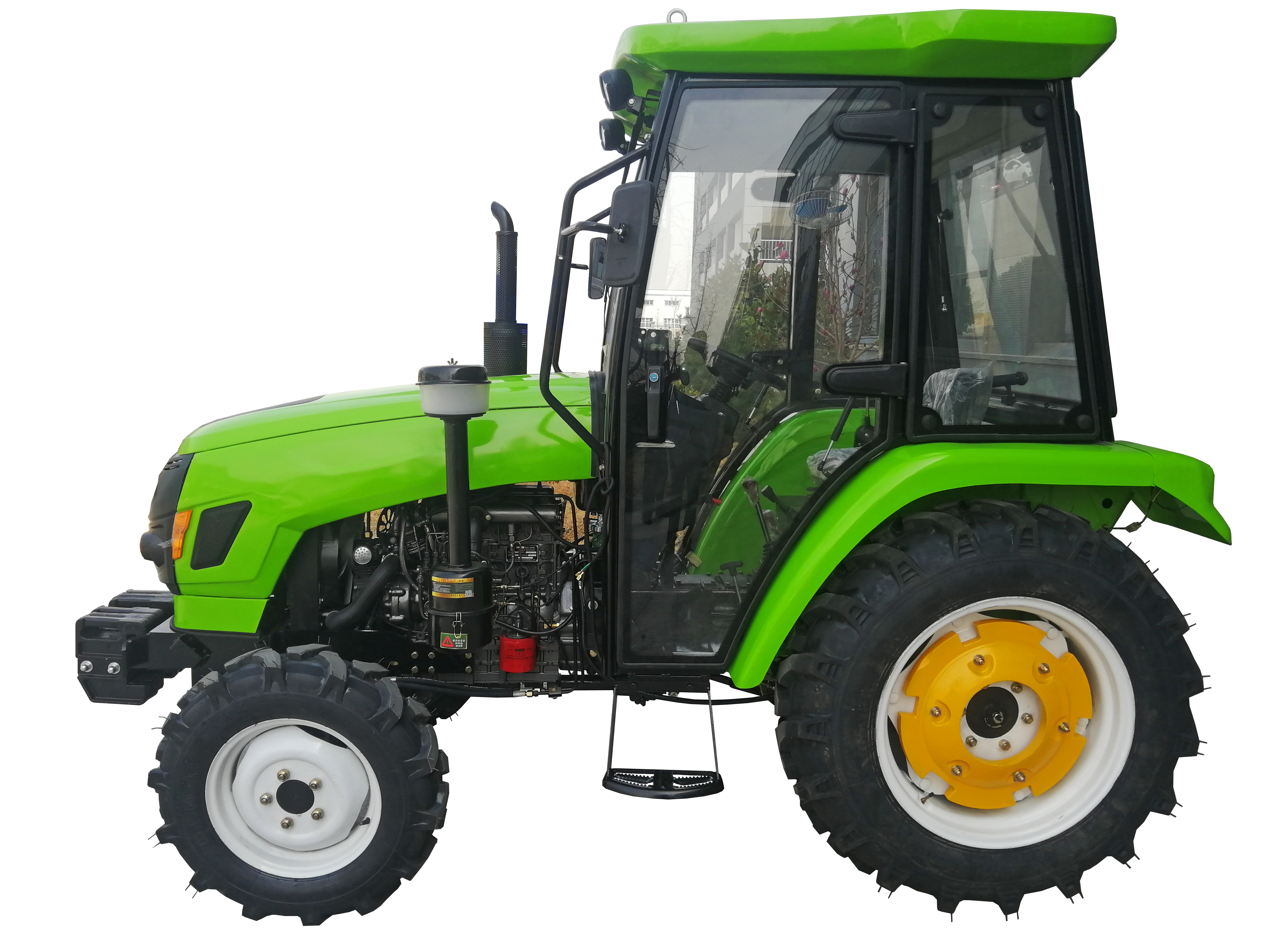 TE-J 25-50HP Cab type Tractor