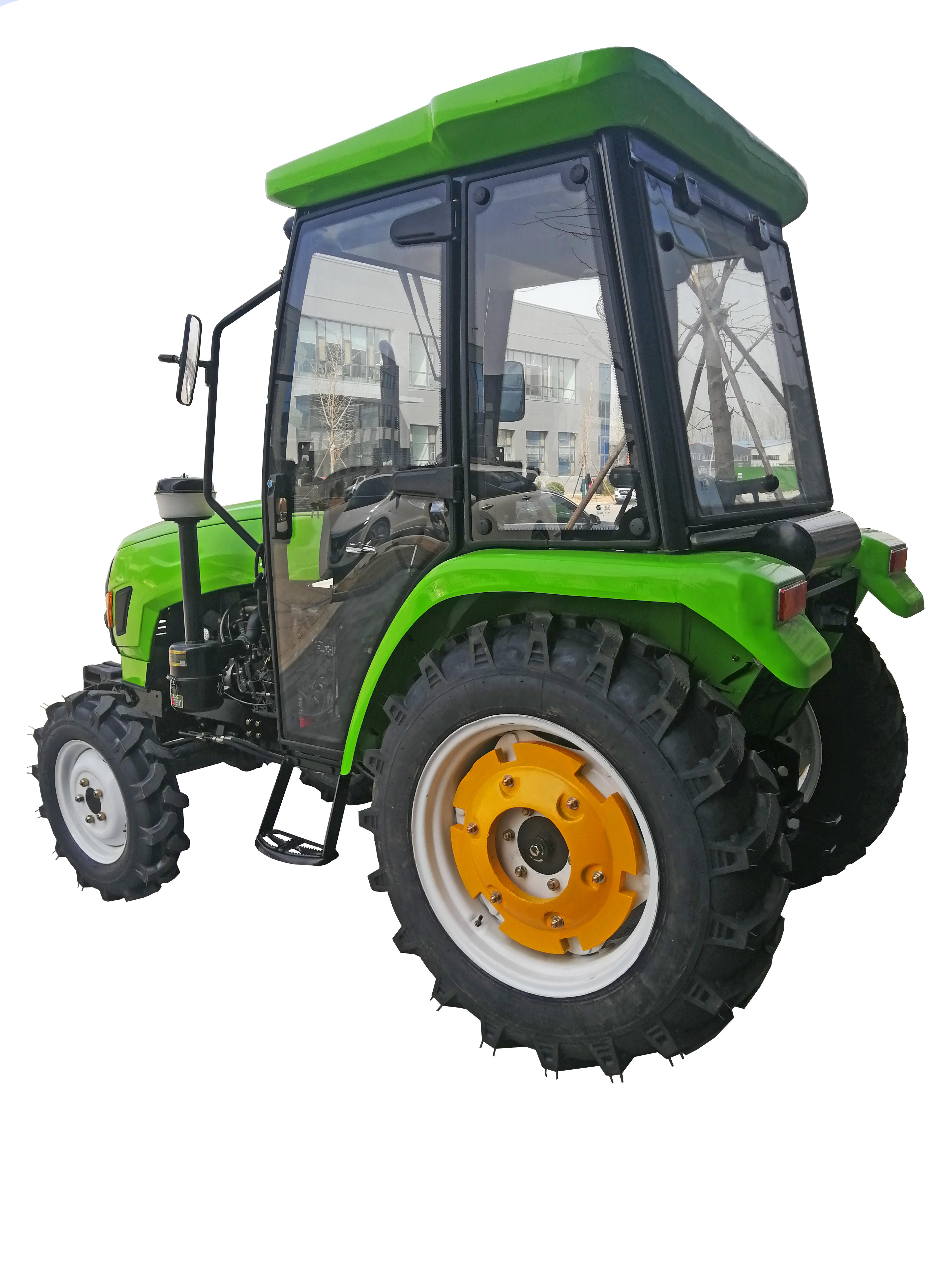 TY-J 25-50HP Cab type Tractor