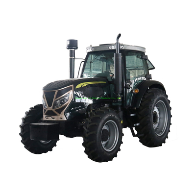 TF 100-165HP Tractor 125HP 2WD Mini Small Four Wheel Farm Crawler Tractor Orchard Paddy Lawn Big Garden Walking Diesel China Agricultural Machinery Tractor