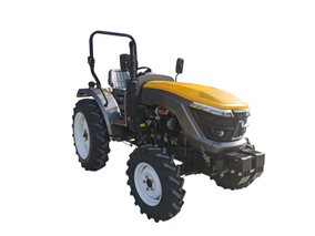 TE-P 25-50HP Flat floor Tractor